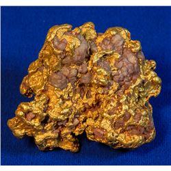 Gold and Quartz Specimen 2  (114142)