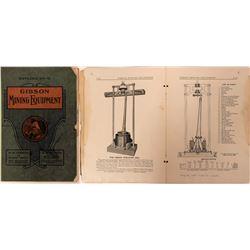Gibson Mining Equipment Catalog  (116037)