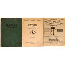 Harron, Rickard & McCone Mining Supply Catalog  (115499)