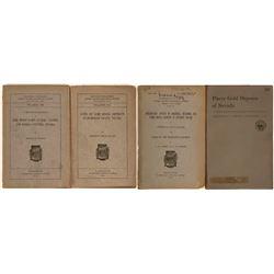 U.S.G.S.  Nevada Mining Reports (Part 1) (4)  (116274)