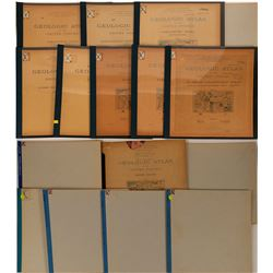 Pennsylvania Geologic Folios (17)  (110370)