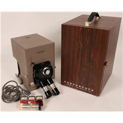 Corvascope in Wooden Case  (116188)