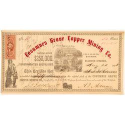 Cosumnes Grove Copper MC Stock  (106620)