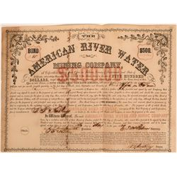 American River Water and Mining Co.   (115795)
