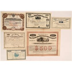 Colorado Mining & Manufacturing Stock Group (Pizarro Gold, Brooks Snider)  (116989)