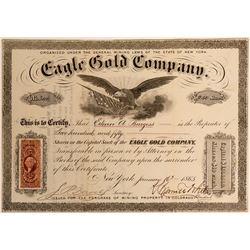 Eagle Gold Co. (Black Hawk, Colorado) (110840)