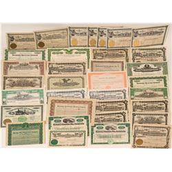 Petroliana Stock Collection  (116945)