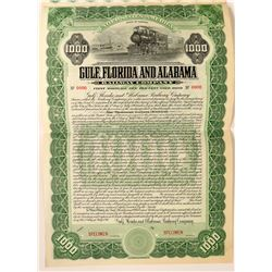 GULF FLORIDA & ALABAMA RAILWAY CO  (114501)