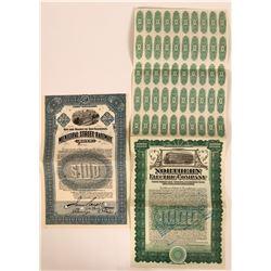 City/County San Francisco   Railway  bonds  (114902)
