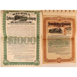 Sierra Railway Co of California  (114841)
