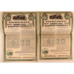Yosemite Short Line Railway Co.   (114843)
