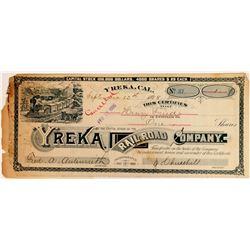 Yreka Rail Road Co.  (114913)