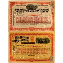The Denver and Rio Grande Railroad Co  (114851)