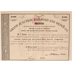 Grand Junction Railroad and Depot Co  (114490)