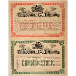 The United States Car Company  (114657)