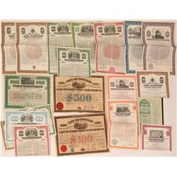 New York Railroad Bonds  (116933)