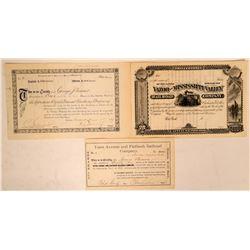 New York RR stocks  (114879)