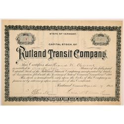 Rutland Transit Co.  (114568)