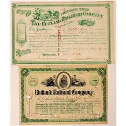 The Rutland Railroad Co  (114535)