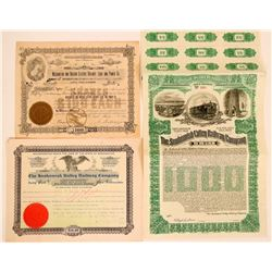 Washington RR certificates  (114855)