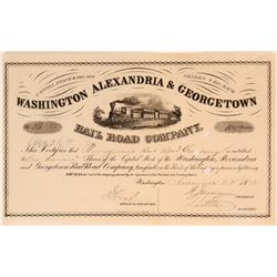 Washington, Alexandria & Georgetown Rail Road Co.  (114668)