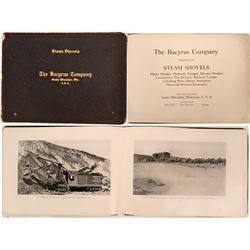 The Bucyrus Co., So. Milwaukee, Wisconsin 1910 Catalog -Railway Equipment  (116277)