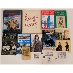 Avaiation Books and Flyers Women  (116458)