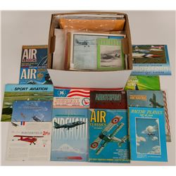 Airplane magazine Collection  (116682)