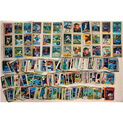 Braves Key Men Baseball Card Collection  (110544)