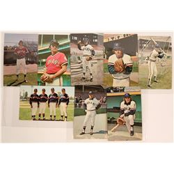 Cleveland Indians Autographed Photo Post Cards  (114939)