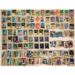 Astros Key Men Baseball Card Collection  (110541)
