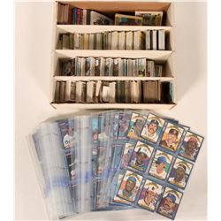 Baseball Card Group, 1983-1986  (110603)