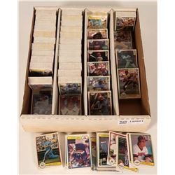 Don Russ 1982 Baseball Cards  (110601)