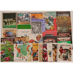 Sixty Five Years of Fresno State  Football Programs  (116688)