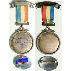 Curling medals  (109015)