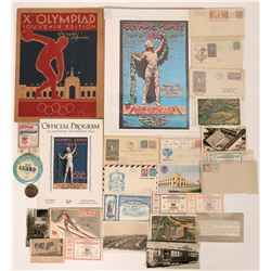 1932 Olympics Collection (116464)