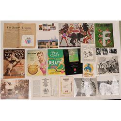 Various Sports Memorabilia  (117734)