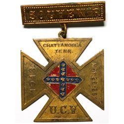 Confederate Veterans Medal  (115401)