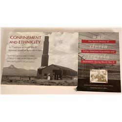 World War II Internment in California Book Pair  (115242)
