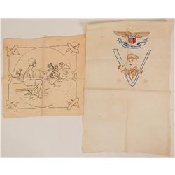 General MacArthur Needlepoint Tapestry  (117160)