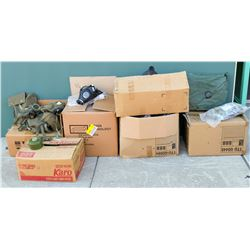 Gas Masks, Cannisters, Protective Gear  (110694)