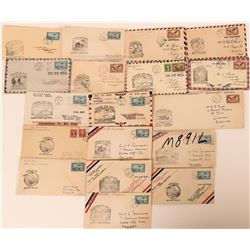 Canadian First Flight Covers: 1938 (116582)