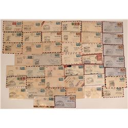 Large Group of Spring 1939 Canadian Covers  (116589)