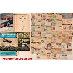 First Covers & Air History Books: Alaska (115202)