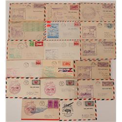 First Flight Covers: Kansas  (116806)