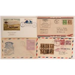 Mississippi First Flight Covers  (117110)