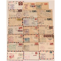 First Flight Covers- Nebraska  (116642)