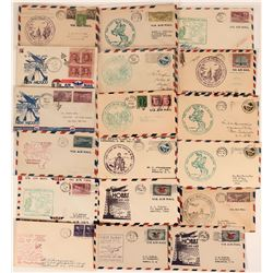 First Flight Covers- New Mexico  (116639)