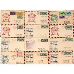 Transatlantic First Flight Covers  (116431)