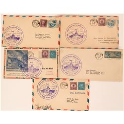 First Flights Rhode Island Covers  (116774)